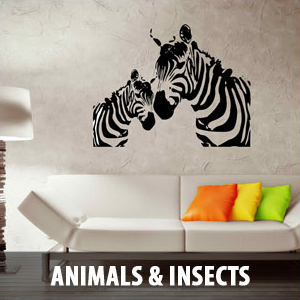 animals insects Wall Decals