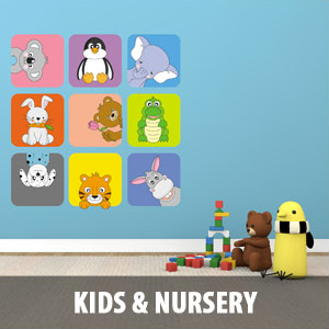 kids nursery Wall Decals