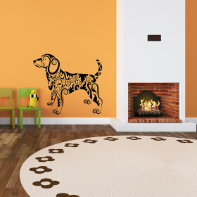 Decorative-Beagle-on-wall526fd345cd12f-280x280