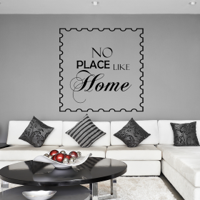 personalised wall decal
