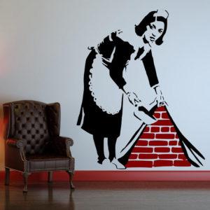Banksy-Sweeping-it-under-carpet-sticker