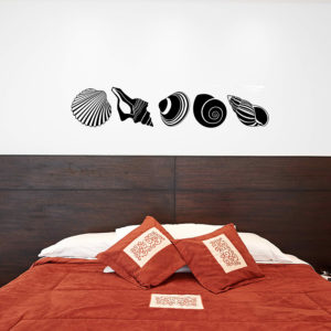 shells wall murals