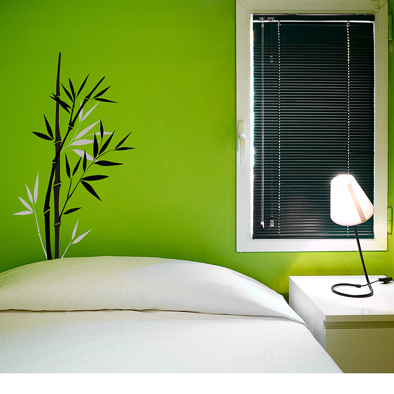 Bamboo Wall Decal Removable Wall Stickers And Wall Decals