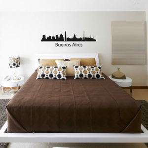 Buenos Aires Wall Decal