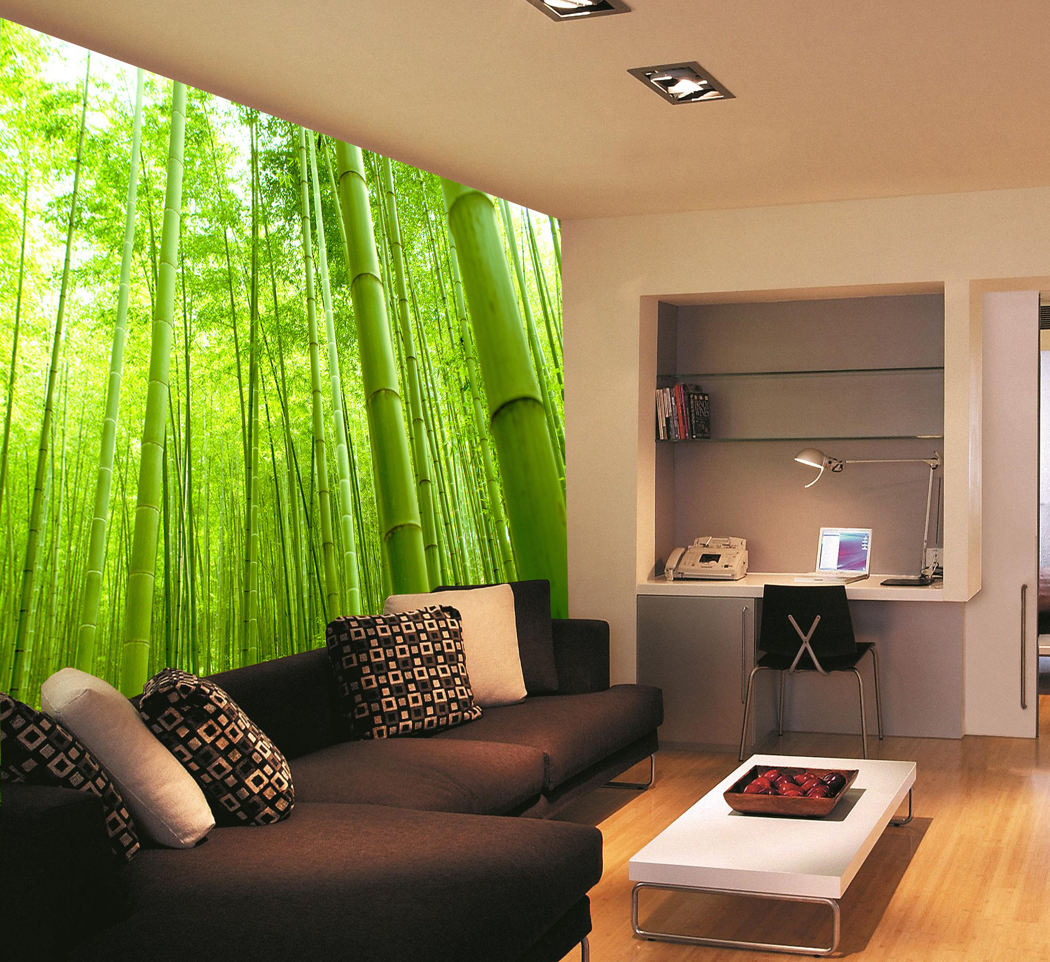 Wall murals and whole wall decals bamboo forest amipublicfo Gallery