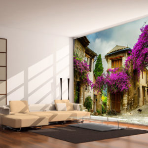 Italy wall mural